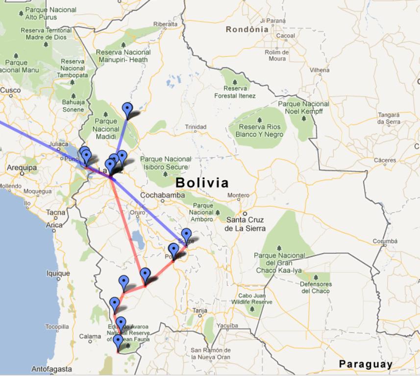 bolivie_mapa